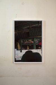 Chris Drange, Christoph David Drange, Hecho En Socialismo, In Bus, Installation view, exhibition