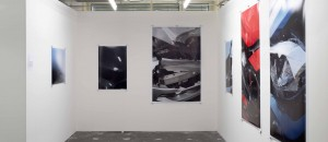 Chris Drange, Christoph David Drange, Shape Shifter, PHANTOM, PALLADIUM, Crash Installation view, Photo Bastei, exhibition